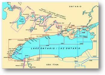 Location Collins Bay Marina