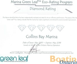 clean marine diamond